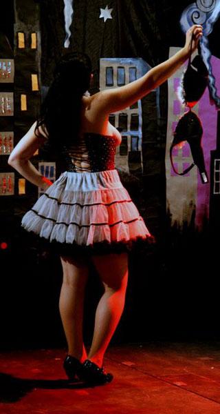 Ville Kujala | Molly Crabapple / Dr.Sketchy's Anti Art School nos. 4