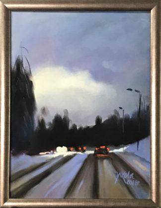 Timo Jakola | Hämärän hetki