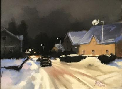 Timo Jakola | Varikon talvi