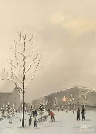 Timo Jakola | Joulukuusenmyyjä
