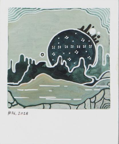 Minna Louhelainen | Polaroid #76