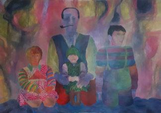 Pirjo Kaartinen | Eero-setä ja lapset