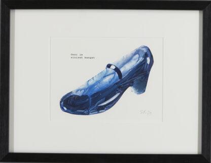 Sirpa Pyykkö | Onni ja siniset kengät