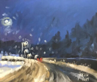 Timo Jakola | Adventtisohjo (Jalkarannantie)