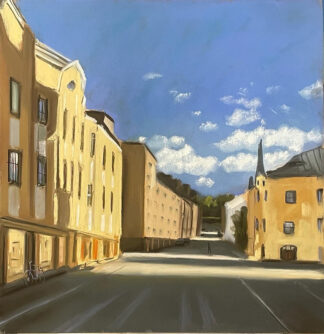 Timo Jakola | Keskikesä kantakaupungissa
