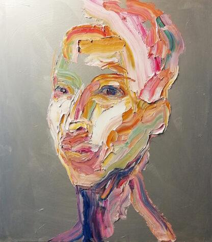 Katja Härkki | Finding myself, taiteilijamuotokuva