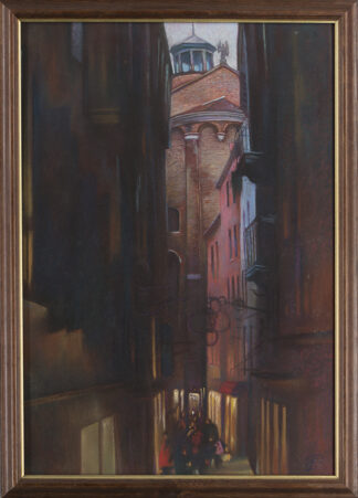 Egor Robenko | Venetian street (Venetsian kadulla)