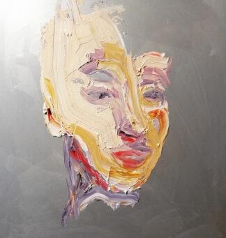 Katja Härkki | Taiteilijamuotokuva