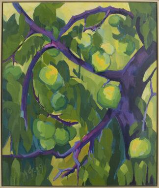 Marja Jalonen | Vihreät omenat